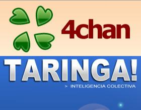 Taringa versus 4Chan