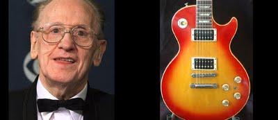 Les Paul el Geek Musical