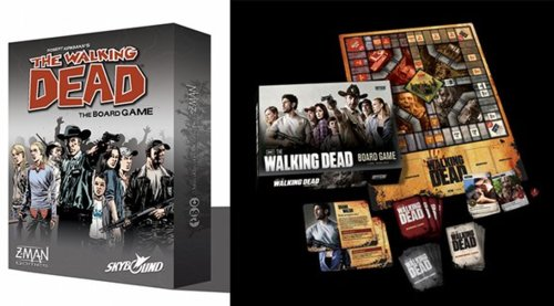 The Walking Dead Board Gamer