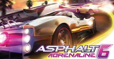 Asphalt 6: Rápido y furioso desde Android
