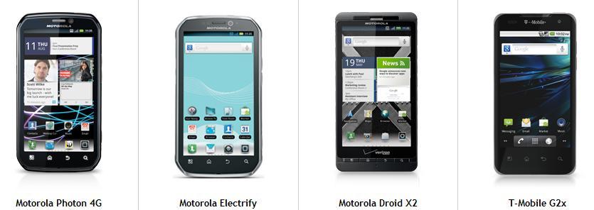 NVIDIA crea los súper teléfonos con Tegra 3