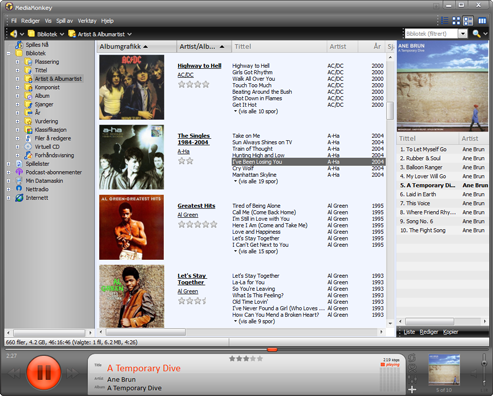 MediaMonkey el Jukebox perfecto