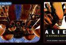 Publican en Chile  ALIEN: La historia ilustrada