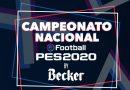 "Presentan  ""Campeonato nacional  PES 2020"""